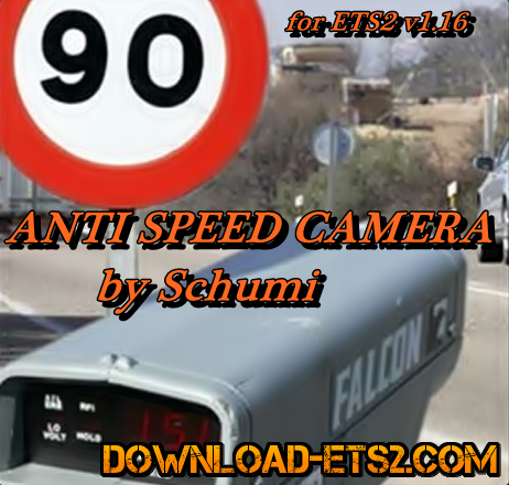 ANTIRADAR (ANTI SPEED CAMERA) by Schumi