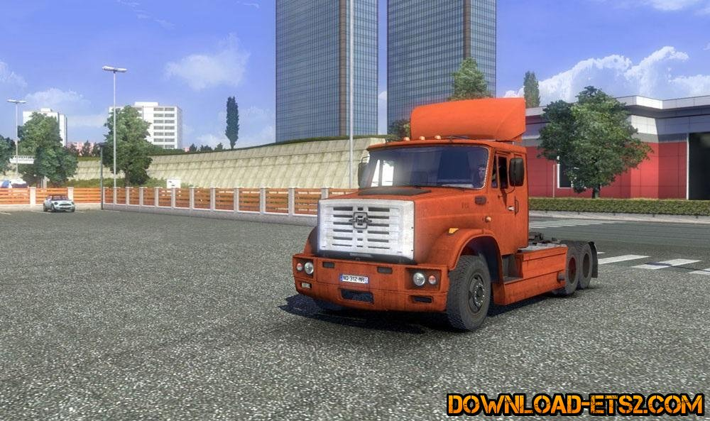 ZIL 4421 for ETS2