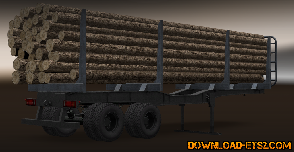 Road wheels for Russian Trailer Pack from Koral
