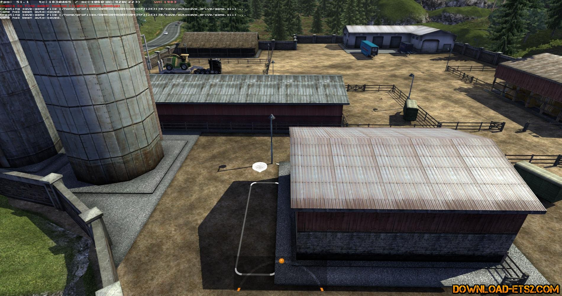 New SAWMILL and FARM V1 by jgut