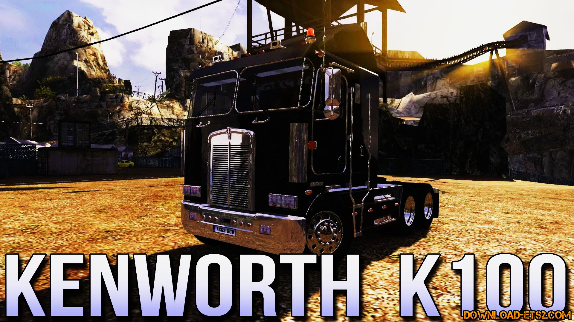 Kenworth k100 Edit v1.2.2