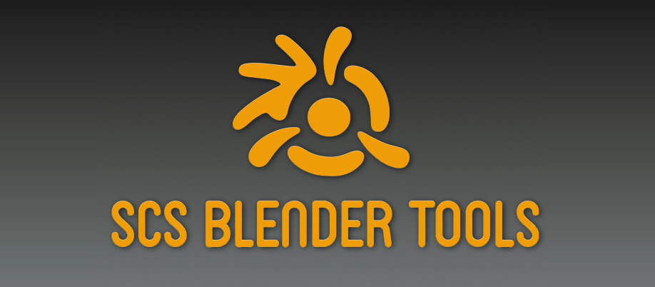 SCS Blender Tools - First Step