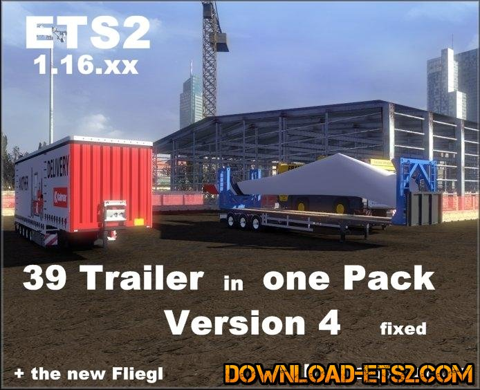 39 ROADHUNTER TRAILER IN ONE PACK V4