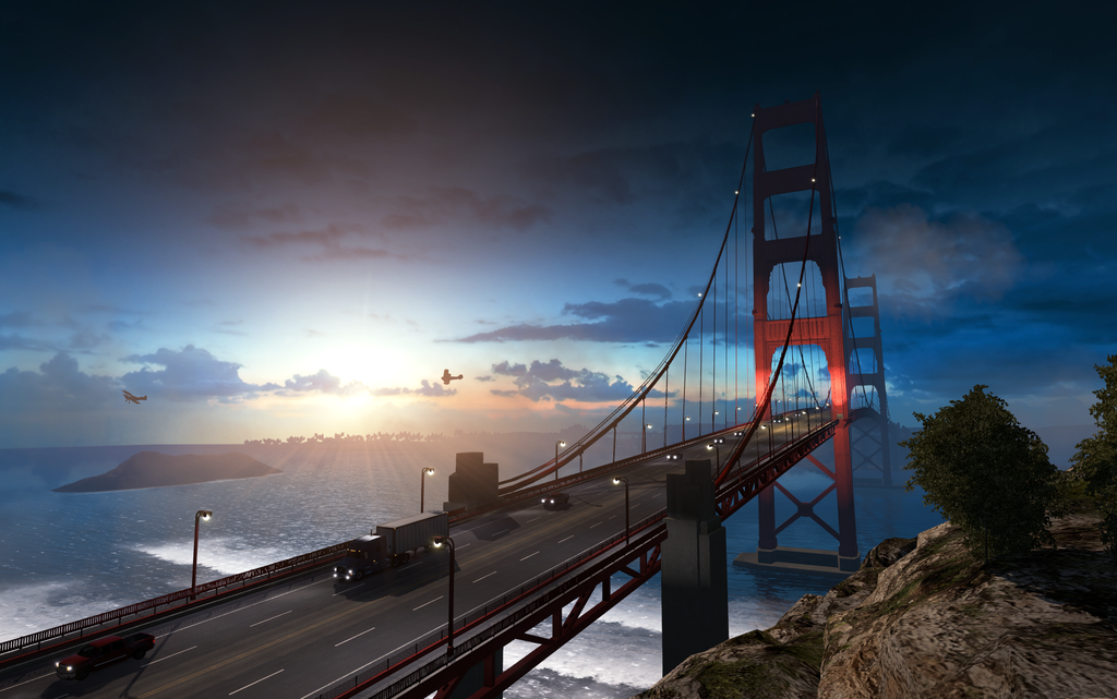 New picture from American Truck Simulator