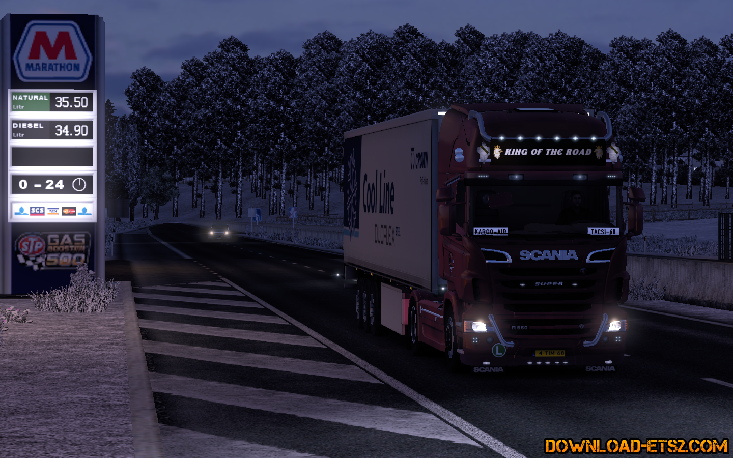 SCANIA V8 SOUND by Matt_Streamline