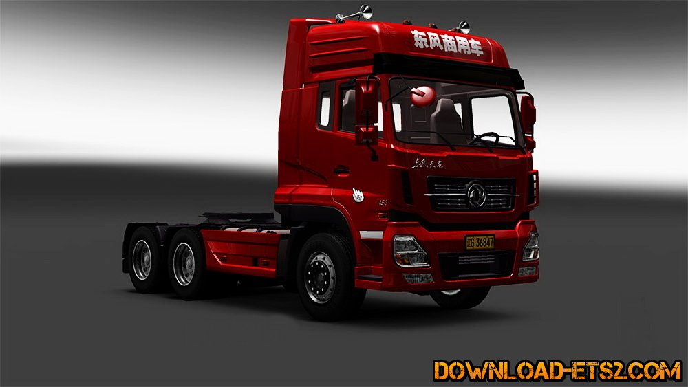 Dongfeng 450 Tianlong for ETS 2