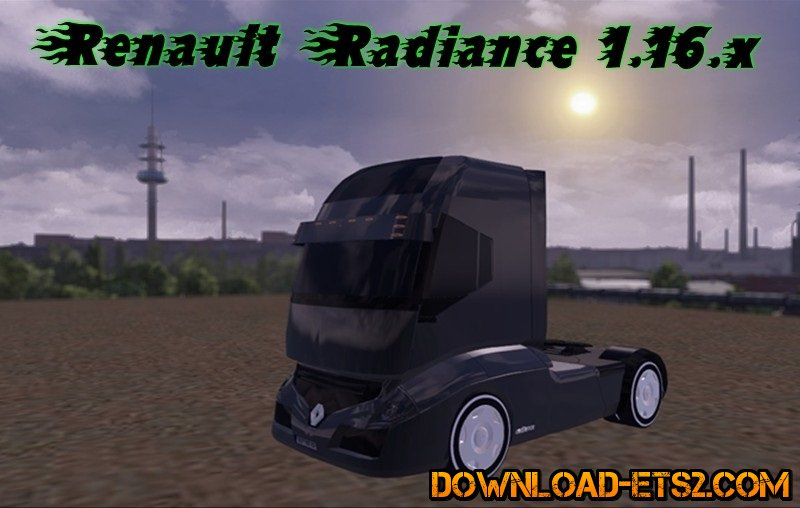 Renault Radiance Fixed 1.16.x