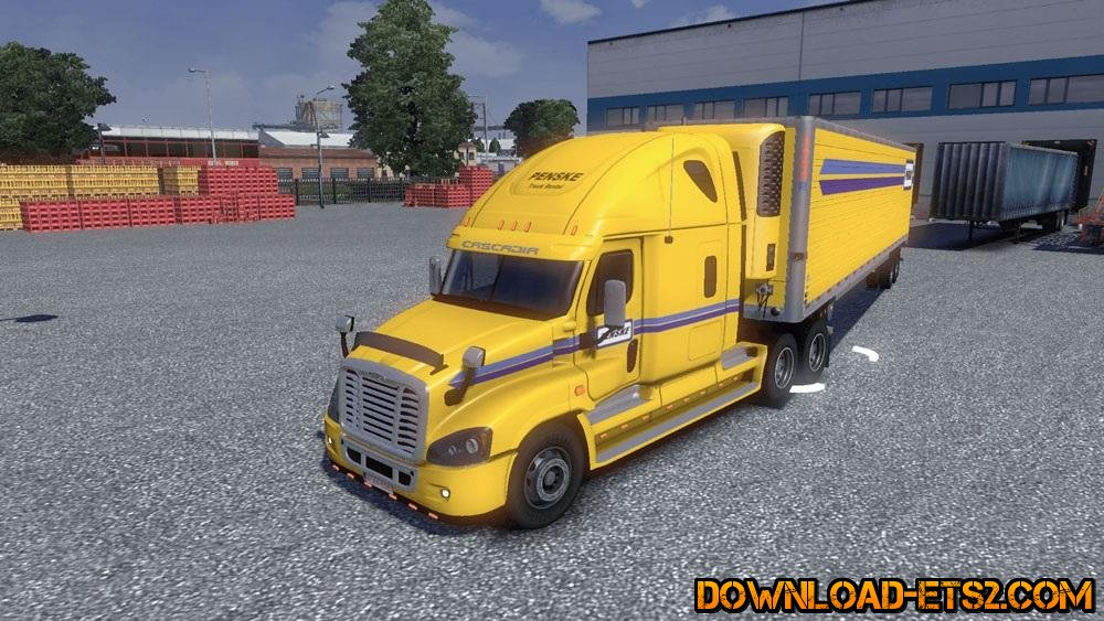 PENSKE COMBO PACK for ETS2