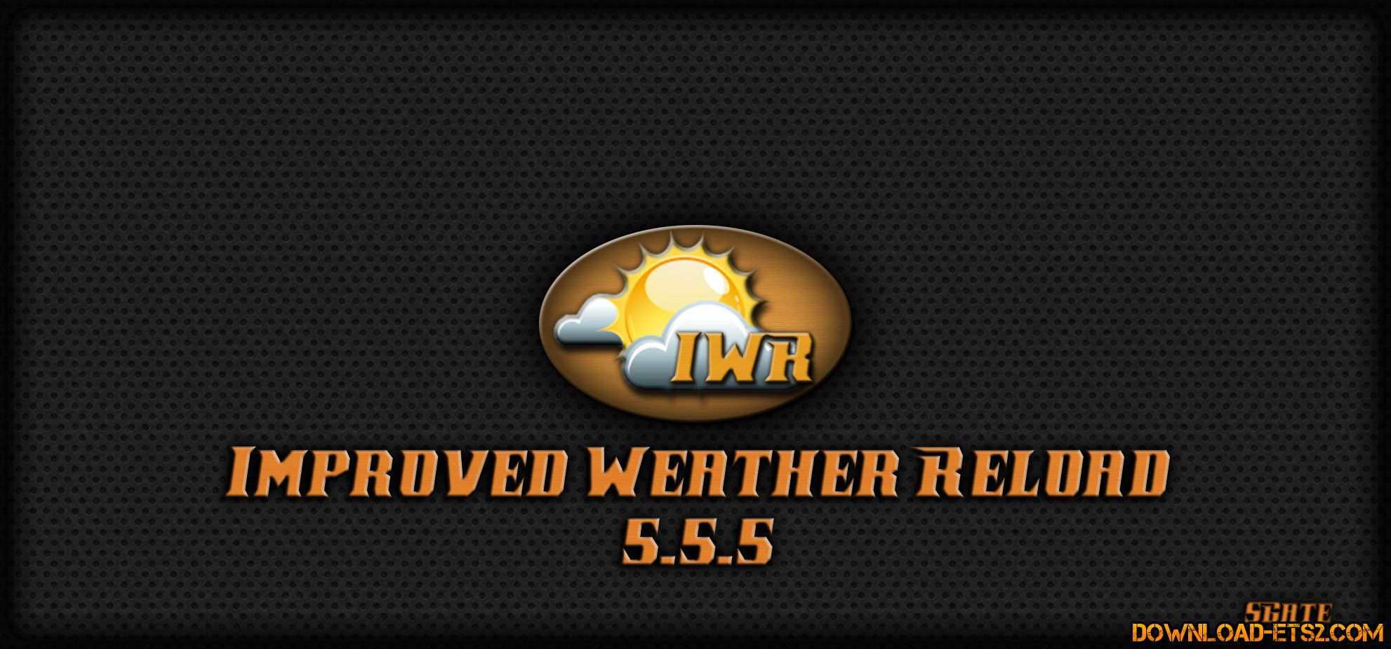 IMPROVED WEATHER RELOAD R5.5.5(alpha) by SGate (BlackOpen)