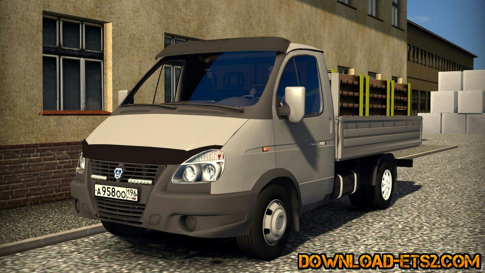 GAZ-3302 Business for ETS2