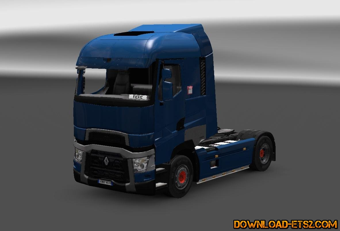 RENAULT RANGE T beta v1.2 for ETS2 by Ficfic