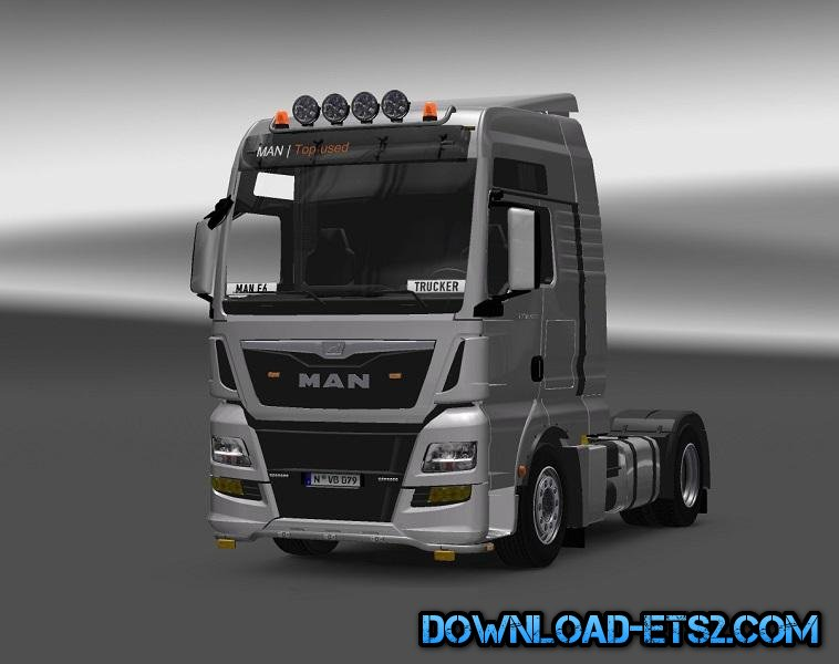 MAN EURO 6 v4.0 for ETS2