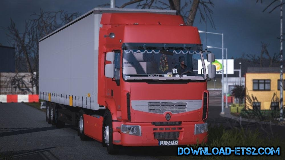RENAULT PREMIUM 440DXI  for ETS2
