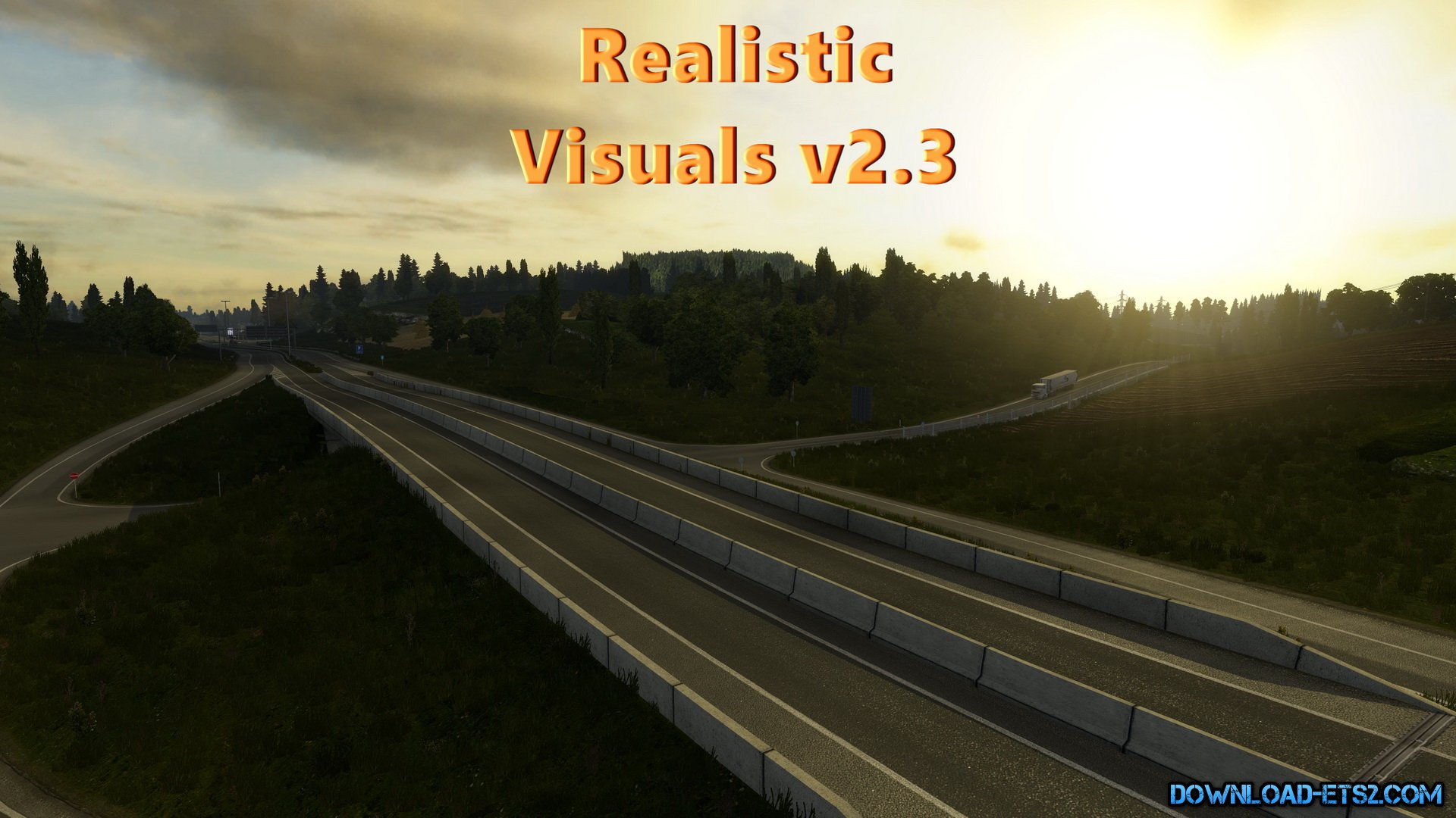 Realistic Visuals v2.3 by rafaelbc