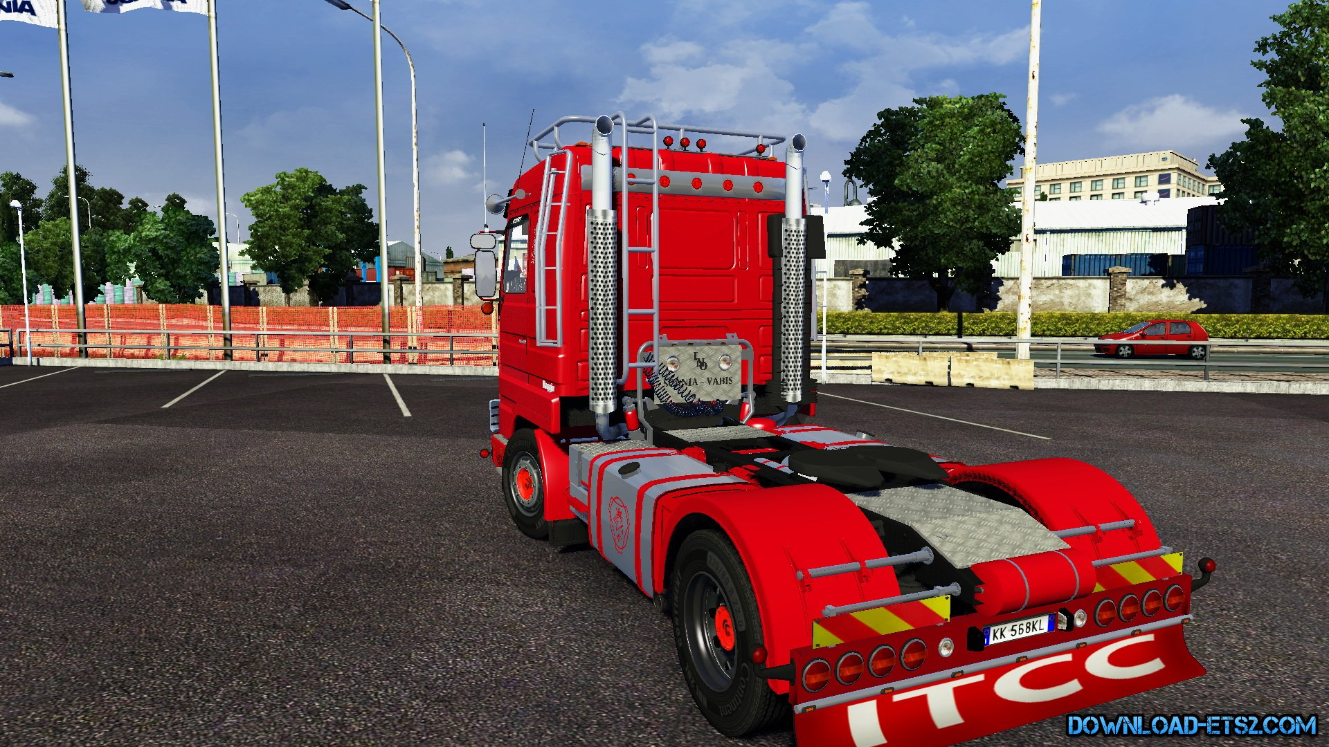Scania 143M + Interior Edit by Ekualizer v4.0 (1.27.x)