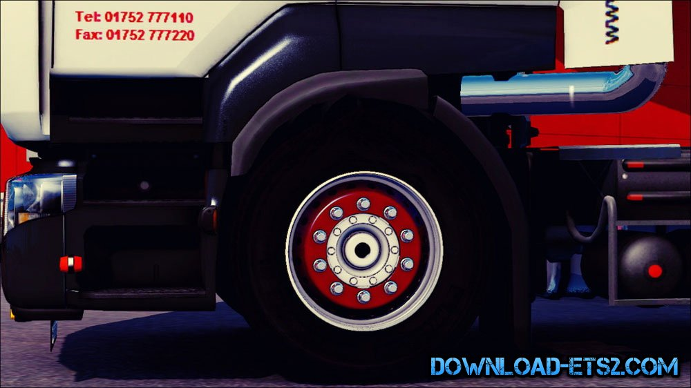 New Wheels for all Trucks by Alsatian