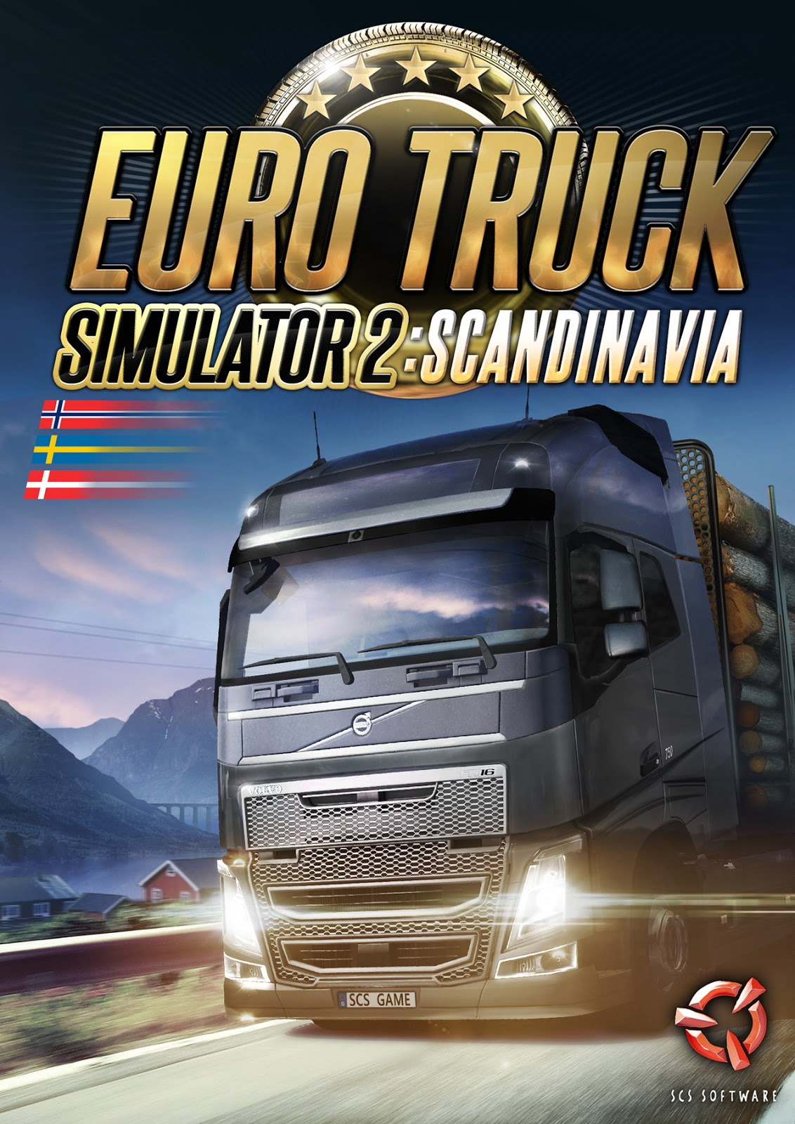 Non-Steam version of ETS2 stays around