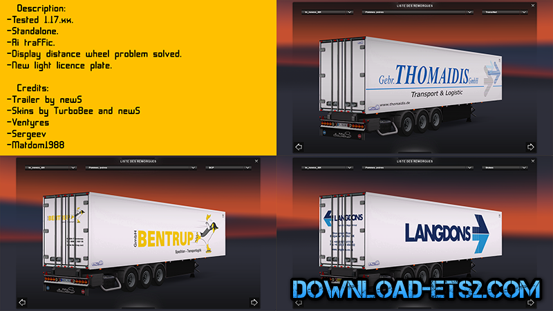 Coolliner V1.1 for ETS2 v1.17.x