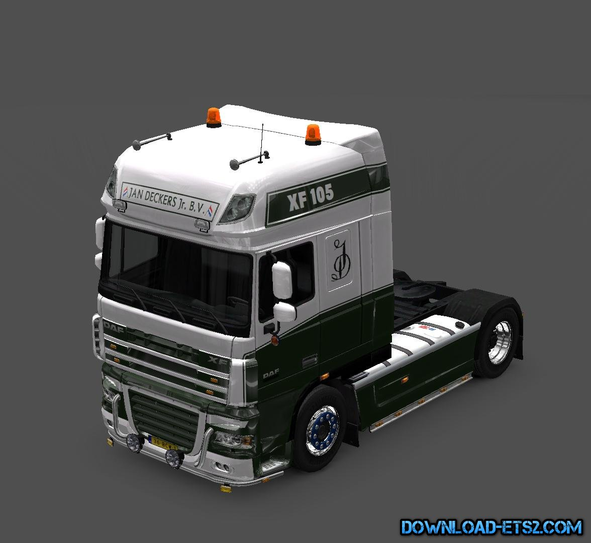 DAF XF 105 50K - JAN DECKERS JR. B.V.
