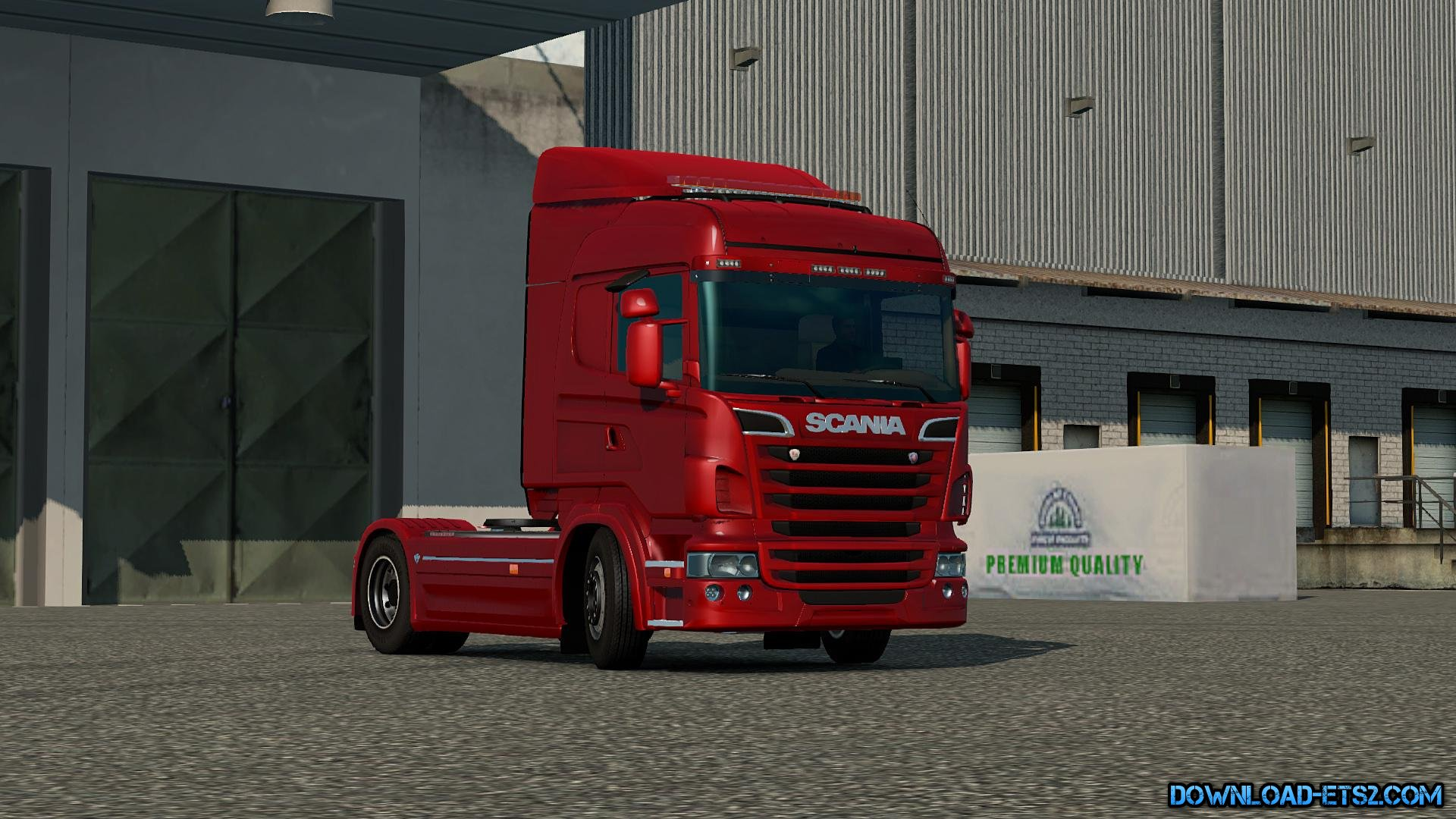 SCANIA MODIFIED R & STREAMLINE(v1.17.x)