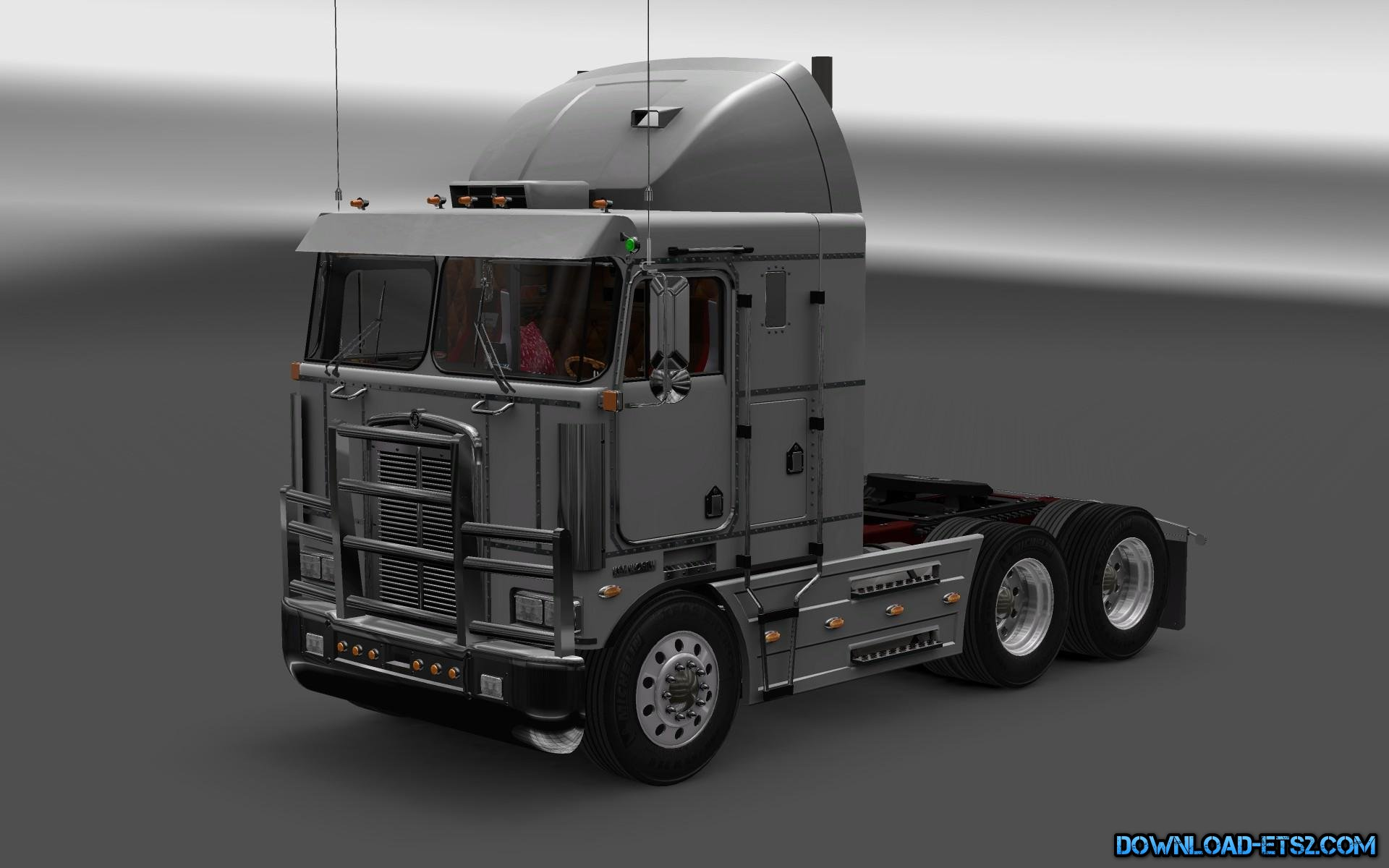 Kenworth K100 v 5.0 for ETS2