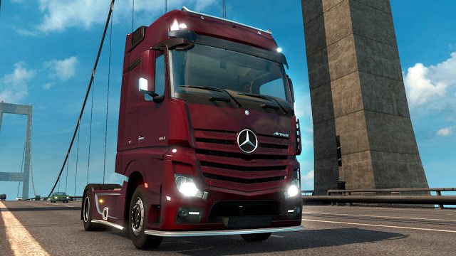 1.18 Open Beta featuring Mercedes-Benz New Actros available now!