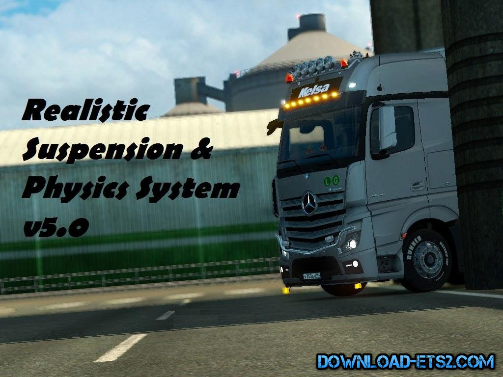 Realistic Suspension & Physics System v5.0