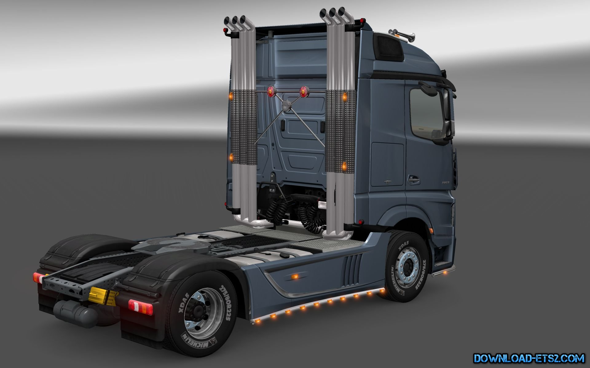 Highpipe for Trucks Update v5.3 by Nico2k4