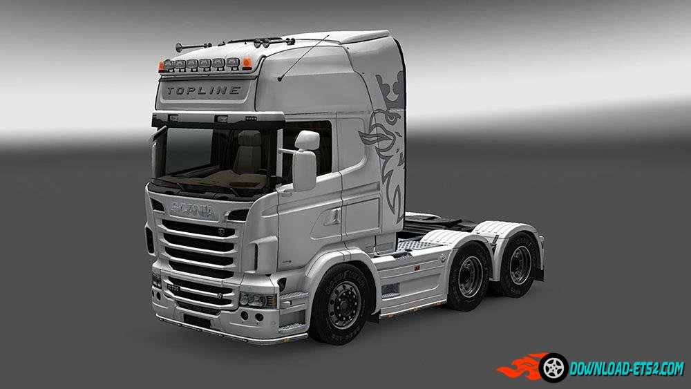 SCANIA R SERIES MODIFIED[1.18]