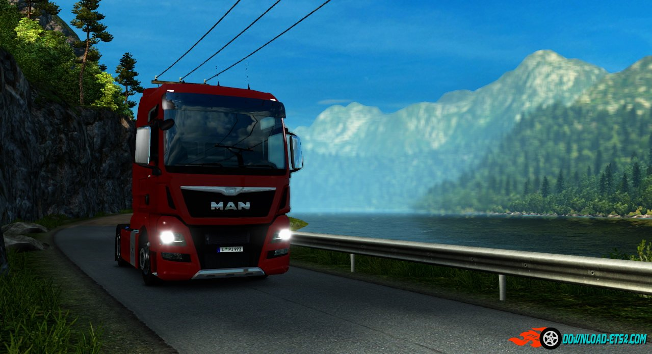 MAN TGX Euro 6 v1.0 by MADster