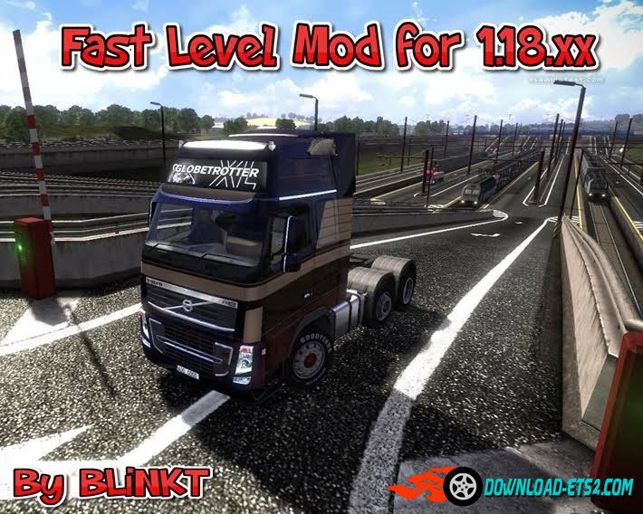 Fast Level Mod [1.18.xx] by BLINKT