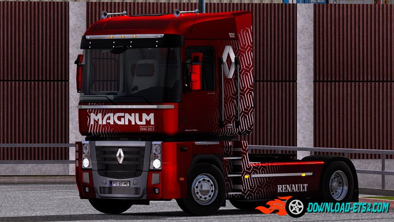 Renault Magnum Anniversary Edition by Borsuk