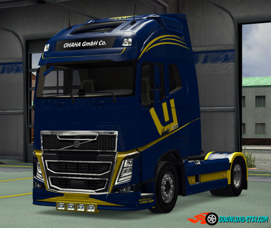 Volvo FH 2012 v18.6r by Pendragon