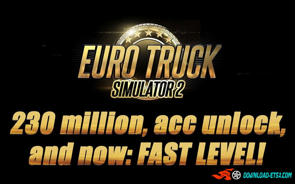 230 millon to Iniciate + all acc unlock + Fast Level by goose