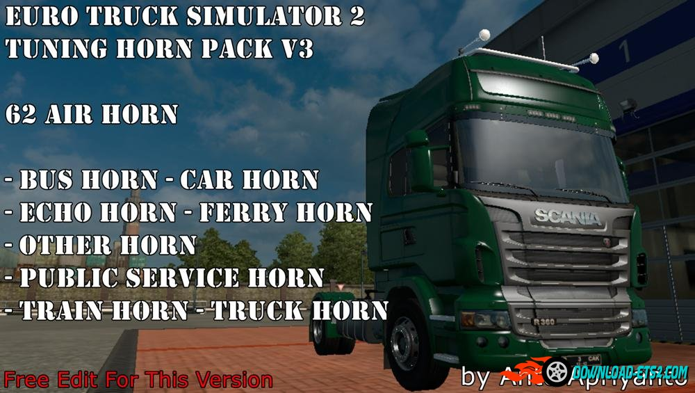 TUNING HORN PACK V3 by Anto Apriyanto