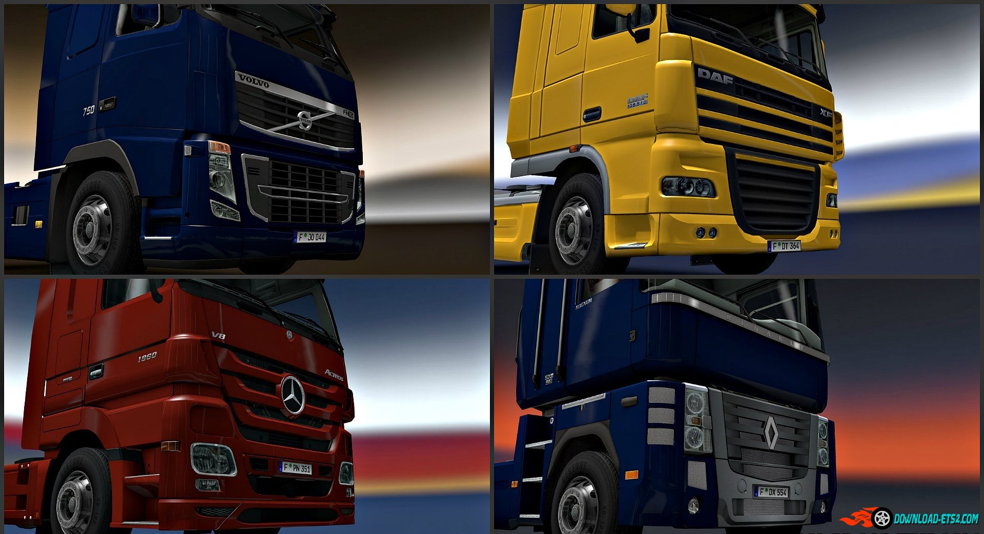 REAL EMBLEM TRUCKS by pete379jp