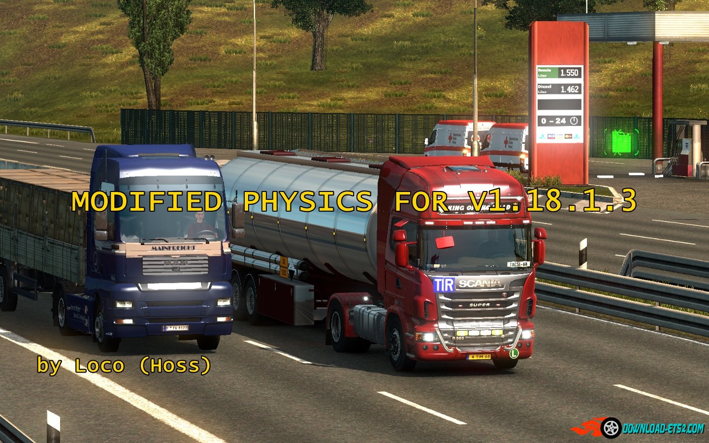 MODIFIED PHYSICS FOR V1.18.1.3 by Loco
