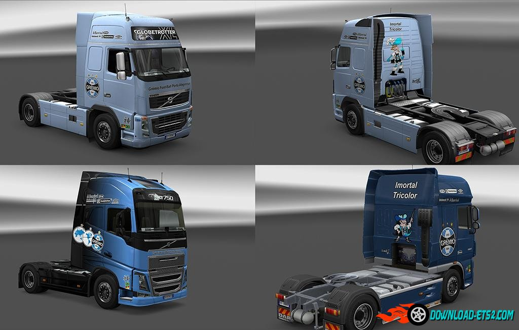 GREMIO MEGA PACK OF SKINS by iconRJ