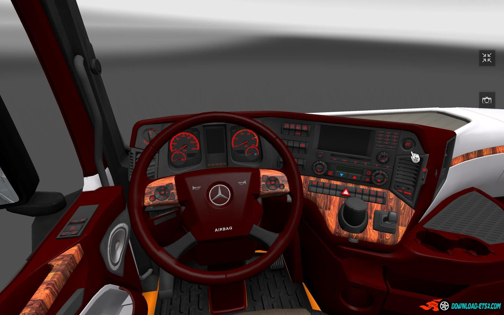 NEW INT FOR MB MPIV 2014 V2.0 by Hummer2905