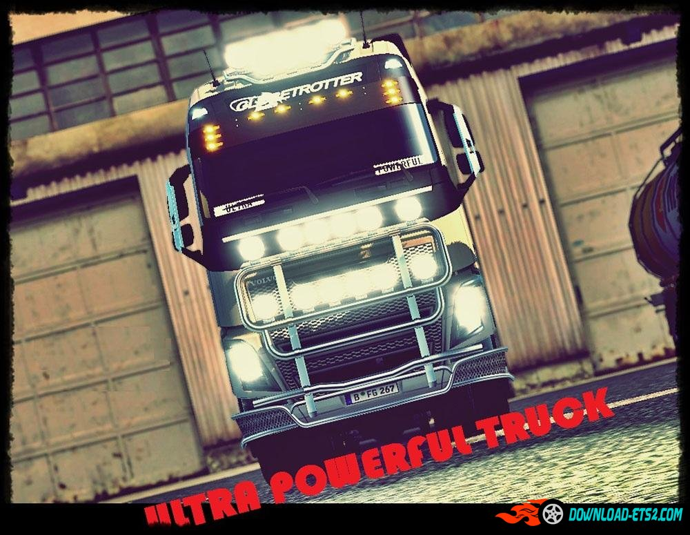 ULTRA POWERFUL TRUCK [T1.1] by YiğitE.