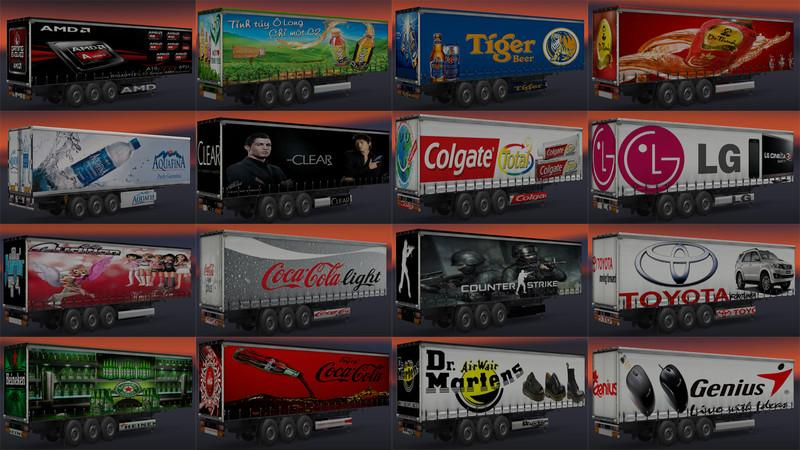 Thalken Trailers Pack v 1.2