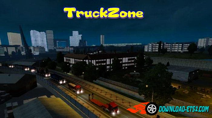 More Traffic & More Trucks v1.2 By TruckZone