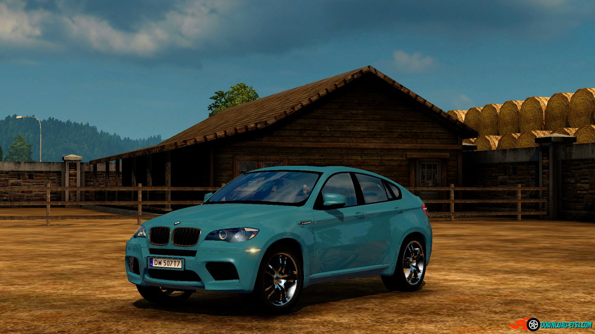 BMW X6 V3.2 FURKANSEVKE [1.19.X] (FIXED)