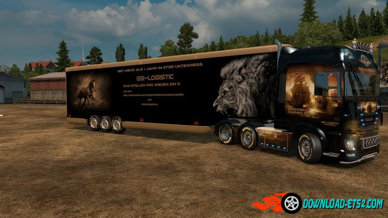 GS Trailer Skin (Aerodynamic)