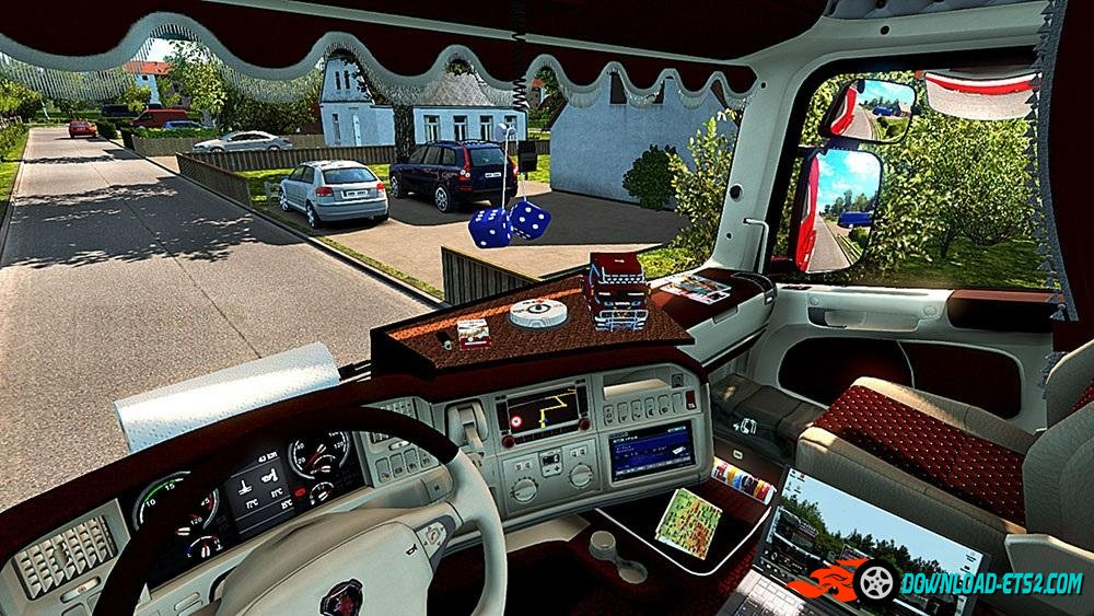 SCANIA R INTERIOR FIX [1.19.x]