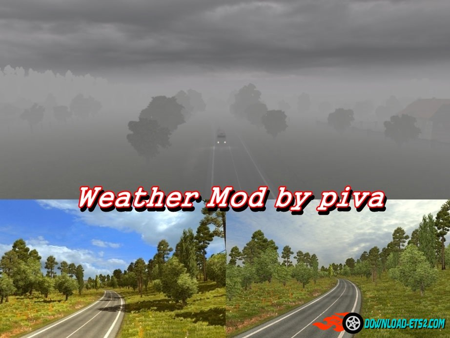 Weather mod by Piva for v1.20