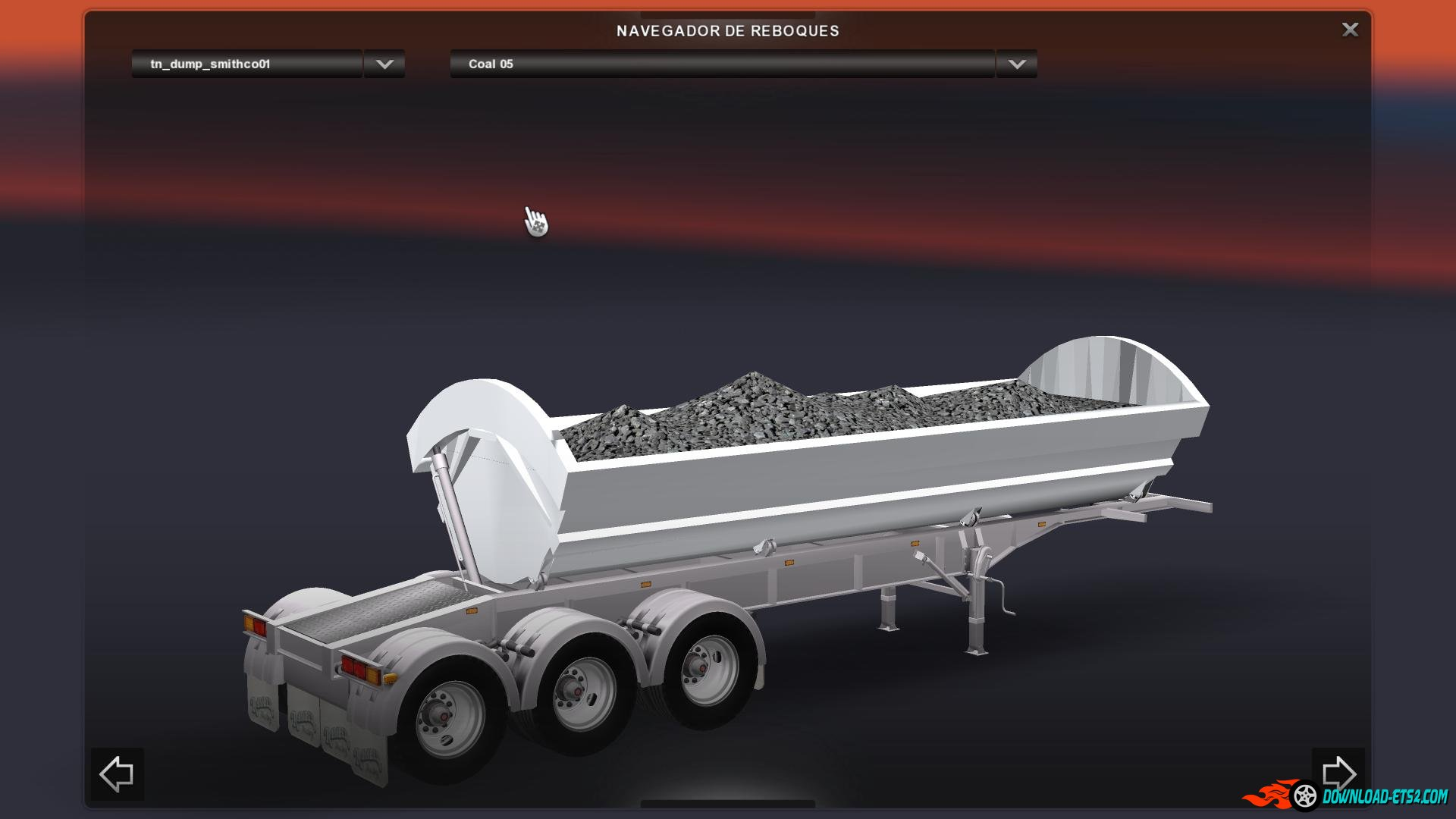 SMITHCO DUMPER TRAILER by B4RT