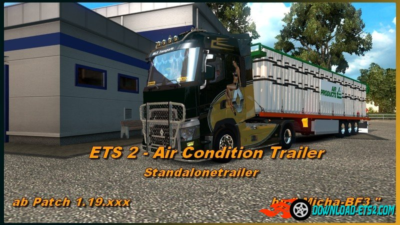 "Air Conditioner Trailer V 1.0 By "" Micha-BF3 """
