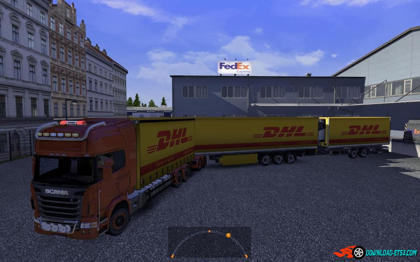 New Rebuilded Scania Gigaliner with Bug (*fixes and Now For Version 1.18)