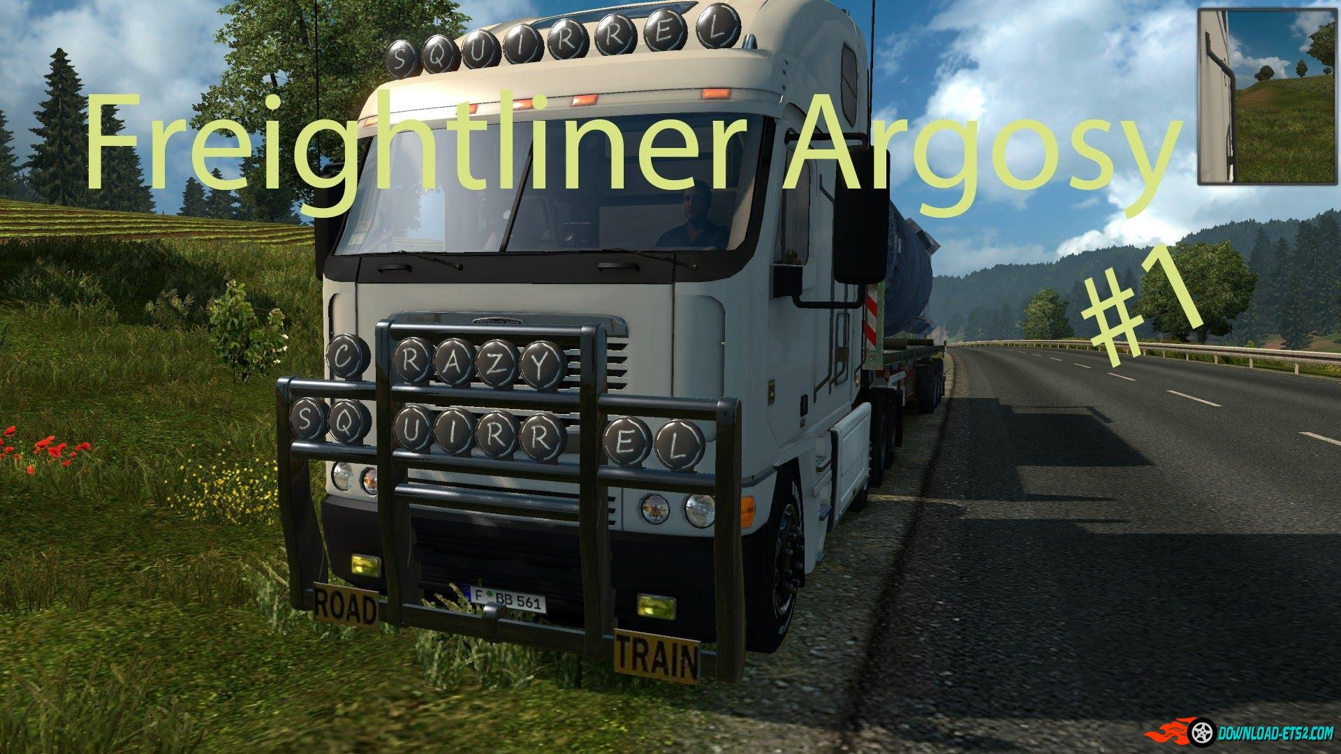 FREIGHTLINER ARGOSY 1000HP by Crazy Squirrel